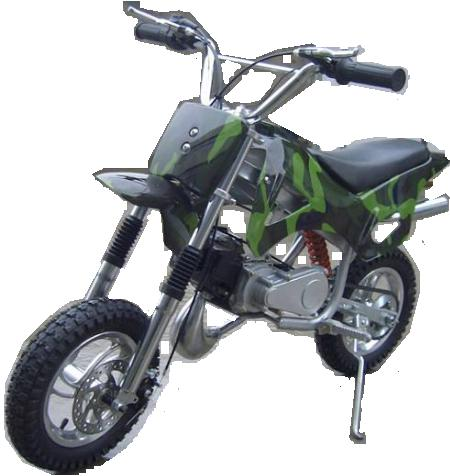 GIOVANNI 49cc GAS MINI POCKET DIRT SPORTS BIKE BRAND NEW